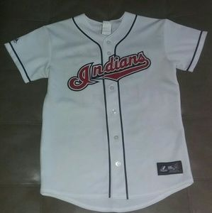 GRADY SIZEMORE Cleveland Indians Vintage Jersey